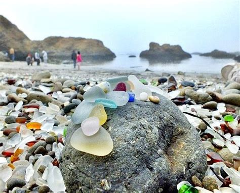 sea glass beach the best sea glass beaches in the united states