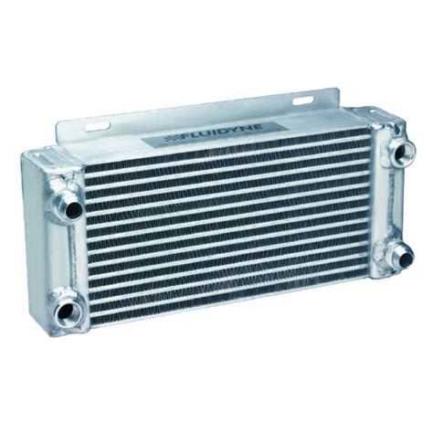oil cooler with fan fluidyne tube fluid cooler oil coolers systems