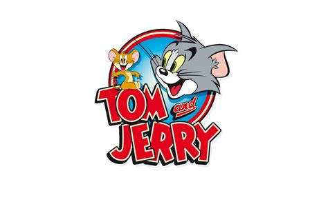 tom and jerry logo tom and jerry wallpaper logo 9964 wallpaper walldiskpaper