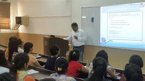 Talent Acquisition Project For Mba by Guest Lecture For Mba Healthcare Students By Mr Rajinder