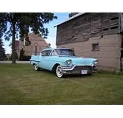1957 Cadillac Deville Original Paint California Car