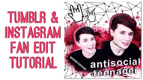 how to fan edits for instagram and instagram fan edit tutorial
