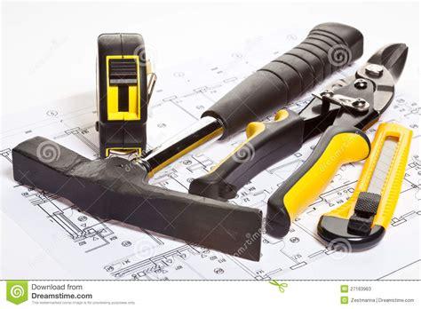 Bathroom Design Tool Free construction tools and blueprint stock photos image