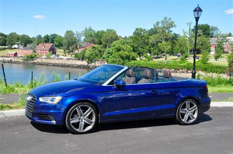 2015 Audi A3 2 0t Quattro Test Motor Trend 2015 Audi A3 Cabriolet 2 0t Quattro Review And Test Drive Frequent Business Traveler
