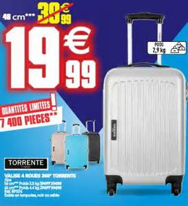 valise cabine trolley jean louis scherrer 4 roues 46 cm