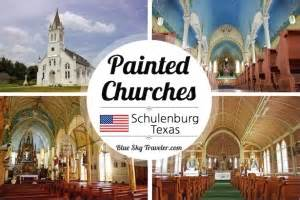 painted churches of map blueskytraveler