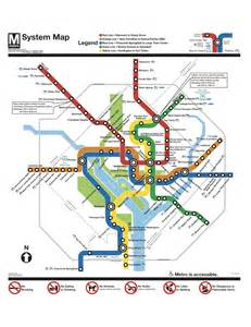 Metro Map Washington Dc by Subway Maps From Class Thea 228 The Cartographic