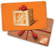 Free Home Sweepstakes - giveaway home depot gift card sweepstakes