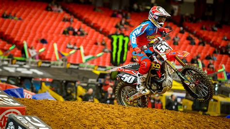 what channel is the motocross race on 2016 atlanta sx practice report transworld motocross