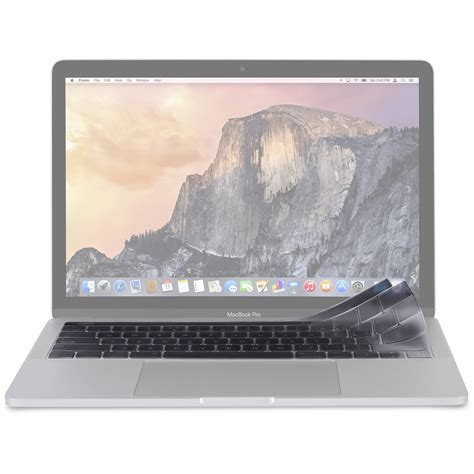 Keyboard Protector For Macbook Pro moshi clearguard keyboard protector for macbook pro 99mo021917