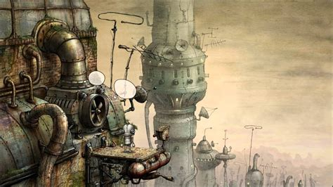 machinarium part  popcorn saves  day playthrough