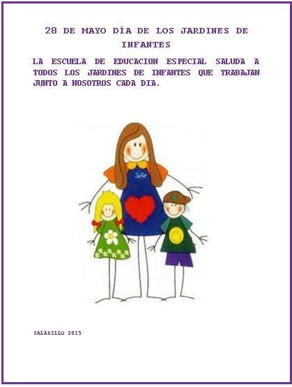 palabras para los jardines de infantes d 237 a de los jardines de infantes info saladillo