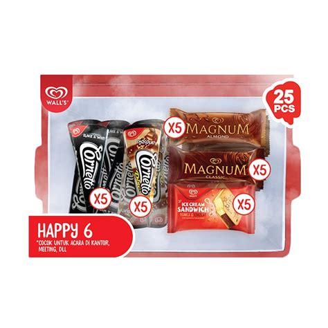 Paket Happy jual wall s paket happy 6 jabodetabek harga