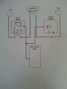 2 zone honeywell v8043f v8043e 2 t stats weil mclain