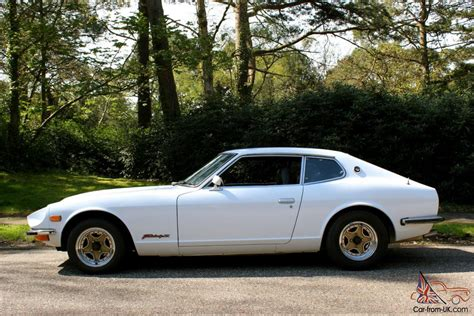 nissan 260z datsun fairlady z 260z coupe rwd jdm model 2 2 very rare