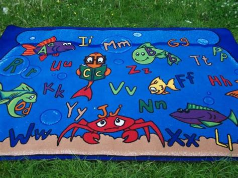 large nursery rugs large childrens alphabet rug 250x175 sea theme nursery