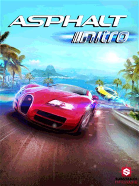 game java gameloft mod download asphalt nitro 240x320 nokia games java game