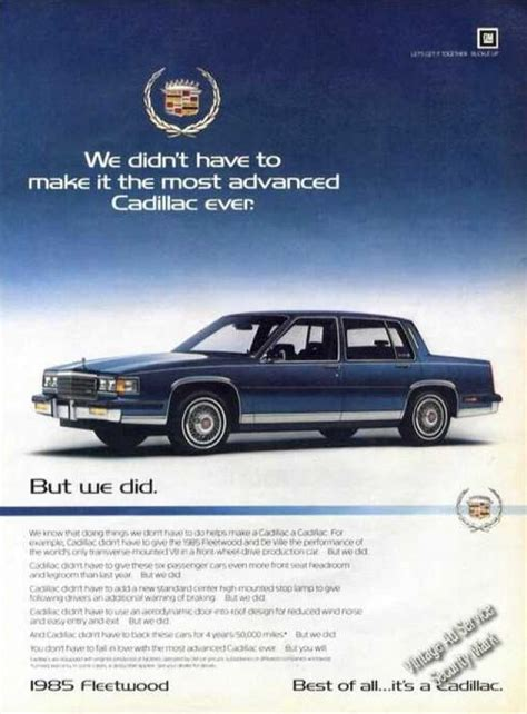 car ads in vintage car advertisements of the 1980s page 39