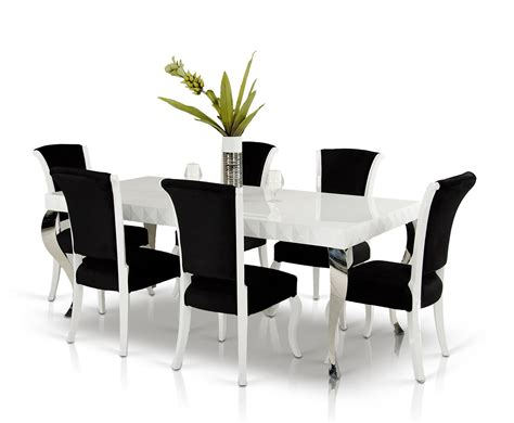 modern white dining table modern white lacquer dining table