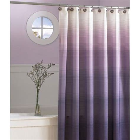 purple and white shower curtain 25 best ideas about purple shower curtains on pinterest