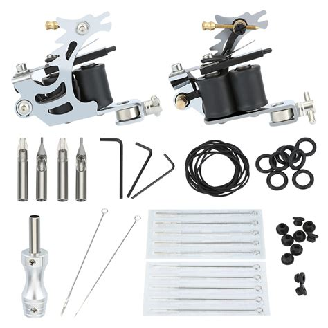 tattoo gun liner voltage professional mini tattoo kit liner 1 machine guns 20