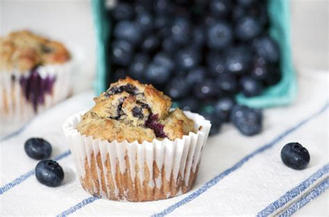 Better Blueberry Muffin Recipe   Life by Daily Burn