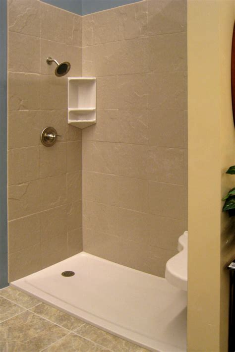 Shower Wall Board by 5 Tricks For Choosing Shower Wall Panels