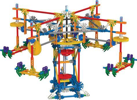 education theme park k nex education amusement park experience set creative