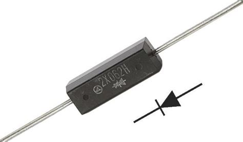 how to check if diode is shorted 2x062h microwave protector diode semiconductors wagner store