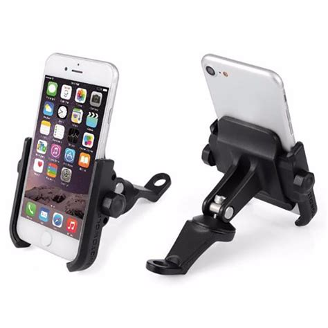metal motosiklet mobil montaj cep telefonu motosiklet