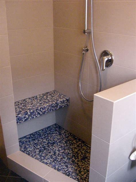 doccia in muratura misure foto doccia costruita su misura per disabili de icis