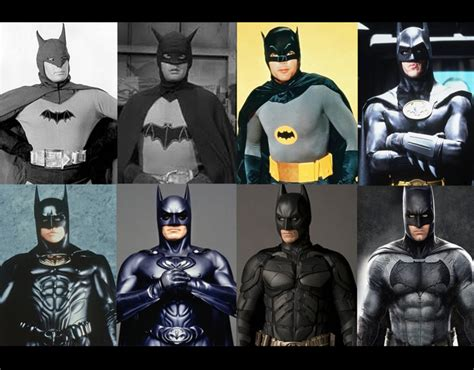 actors who played batman in movies actors who ve played batman in films pictures pics