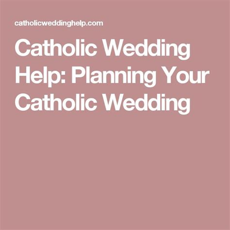 traditional catholic wedding readings best 20 catholic wedding readings ideas on