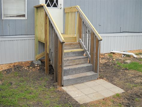 mobile home stair designs house design and decorating ideas