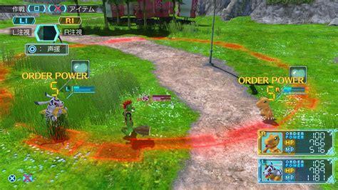 Kaset Ps4 Digimon World Next Order digimon world next order gets a new batch of ps4 screenshots