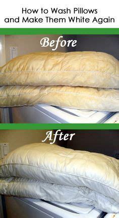 25 best ideas about wash pillows on whiten