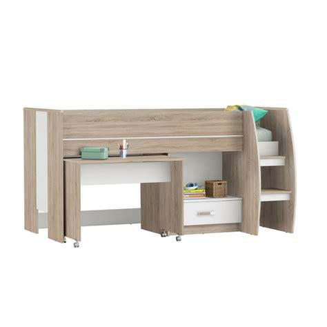 lit combine bureau lit combine bureau switch meubles o top