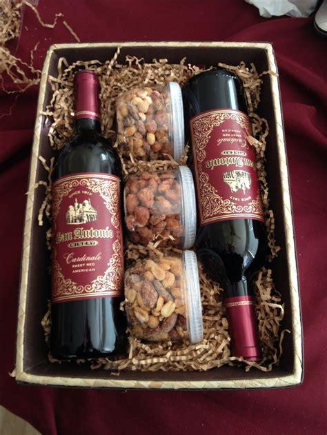 wine gift basket baby shower ideas pinterest