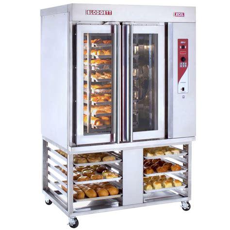 Rack Oven blodgett xr8 g 48 quot gas mini rotating rack bakery oven