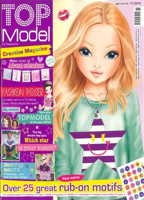 Top Model Magazine Subscription Buy At Newsstand Co Uk Best Magazine Uk
