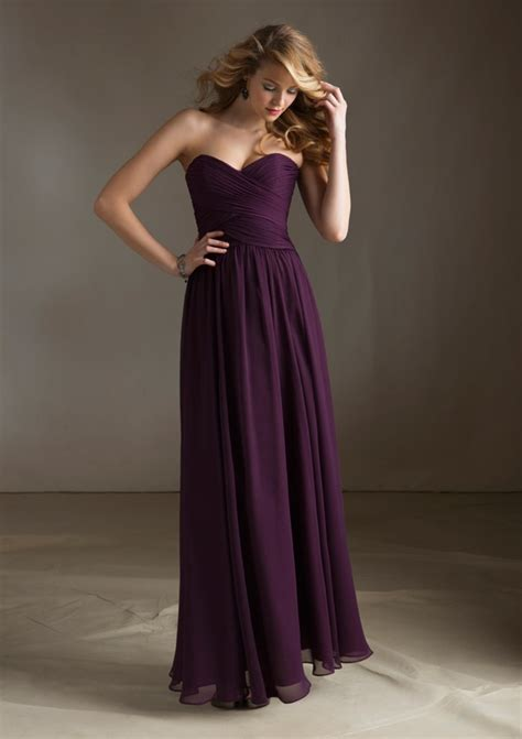 Sera Top Purple By Riamiranda 20 most elegantly designed plum bridesmaid dresses