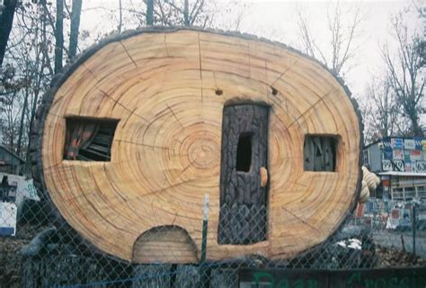 Log Cabin Rv Trailer by 23 Rvs That Look Like Log Cabins