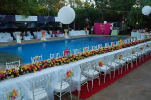 pool decorations decorating pool for wedding http lomets