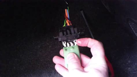 fiat grande punto heater not working fiat punto grande heater resistor problems fix or replace