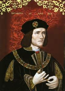 king richard king richard iii s bones discovered under a parking lot