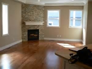 corner fireplace tile