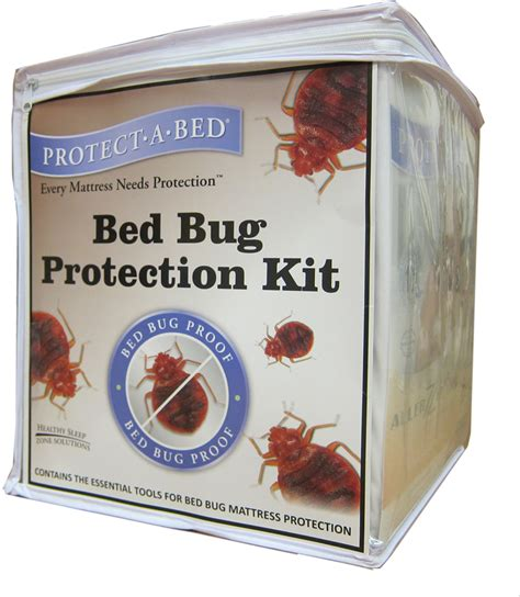 Protect A Bed Bed Bug Mattress Protector