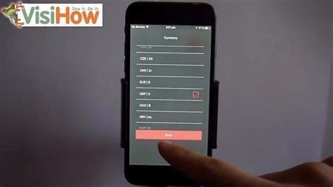 airbnb change currency change currencies on airbnb with iphone 6 visihow