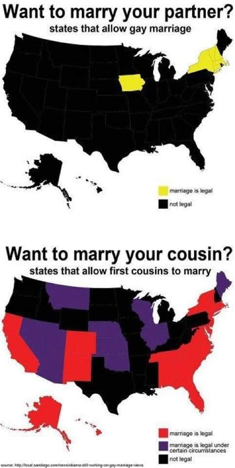 First cousin marriage is legal in how many states is medical