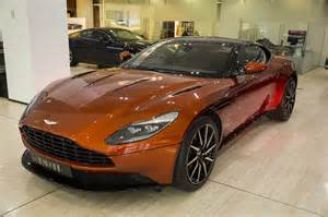 Aston Martin In Aston Martin Db11 Lands In Australia Priced From 428 032